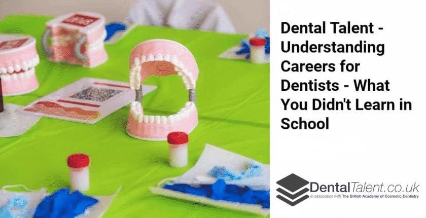 Dental Careers