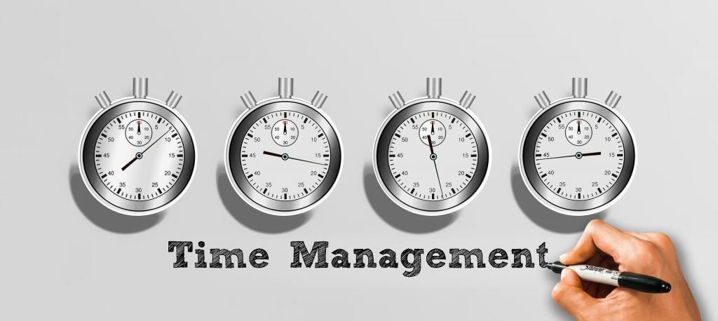 2.Use Your Time Effectively