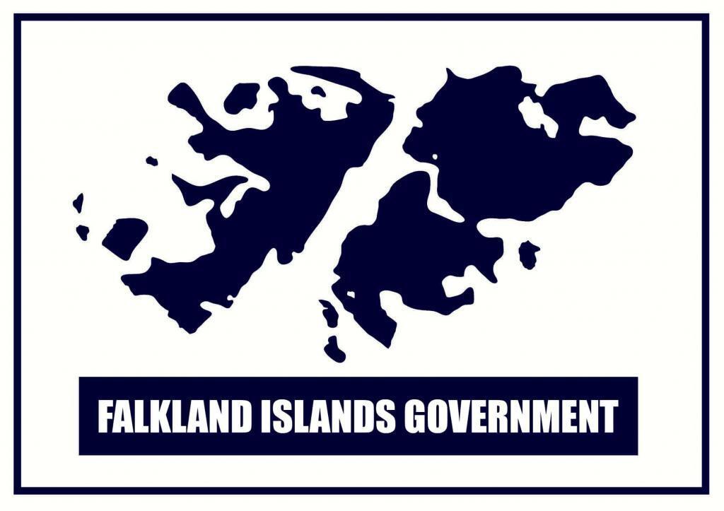Falkland Islands Government Islands Logo