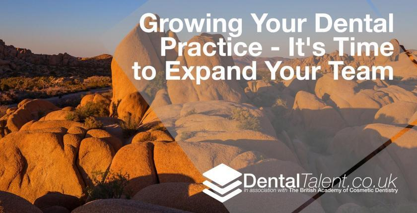 Growing Your Dental Practice - It's Time to Expand Your Team (1)