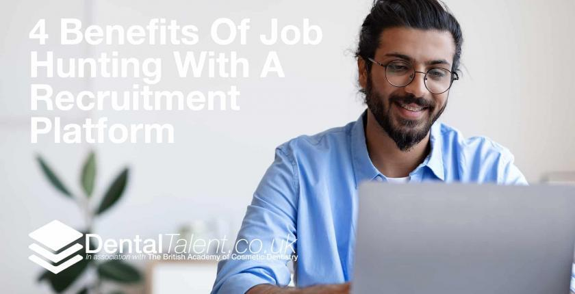 4 Benefits Of Job Hunting With A Recruitment Platform1)